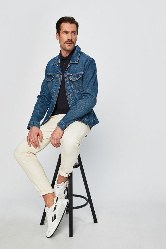 Wrangler - Riflová bunda modrá