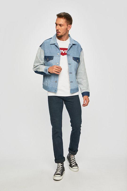 Levi's Made & Crafted - Bunda modrá