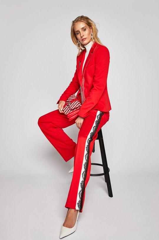 Pinko - Dámské sako červená
