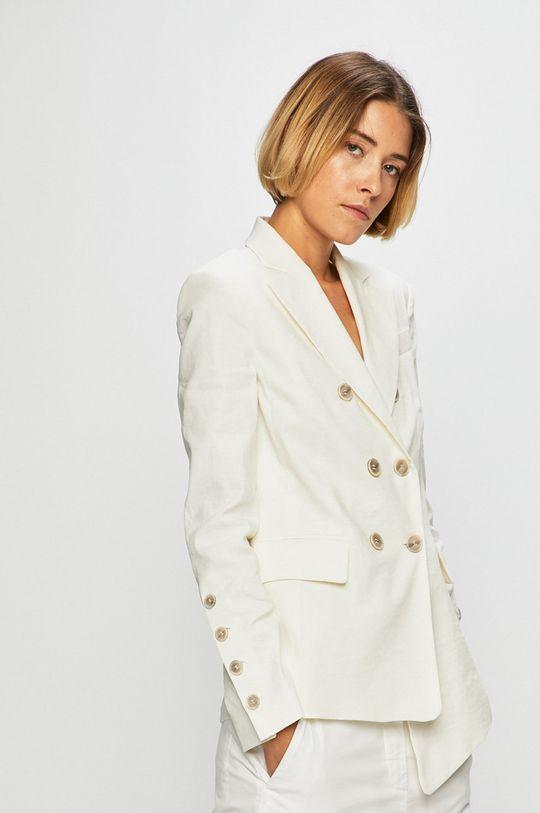 bílá Pinko - Dámské sako Dámský