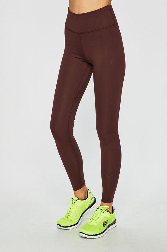 hnědá Nike - Legíny Dámský