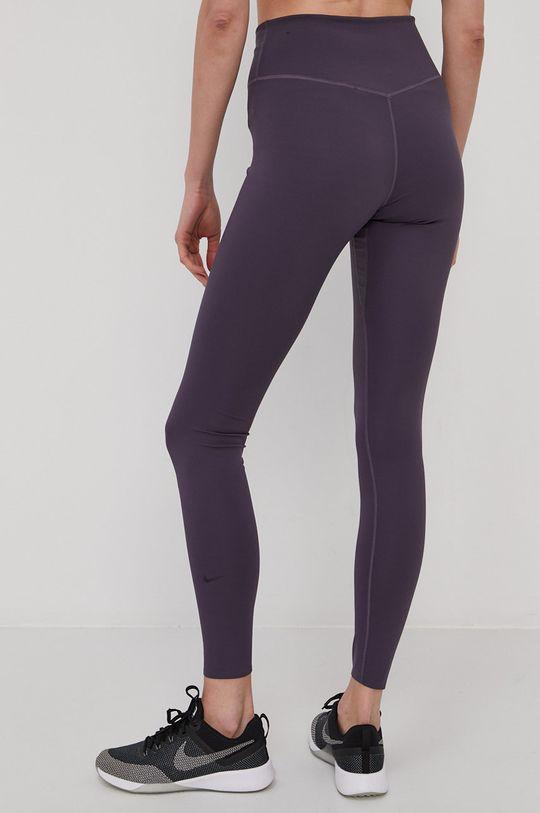 Nike - Legginsy purpurowy