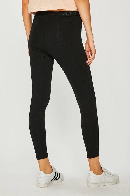 Calvin Klein Jeans - Legginsy 5 % Elastan, 27 % Poliamid, 68 % Wiskoza,