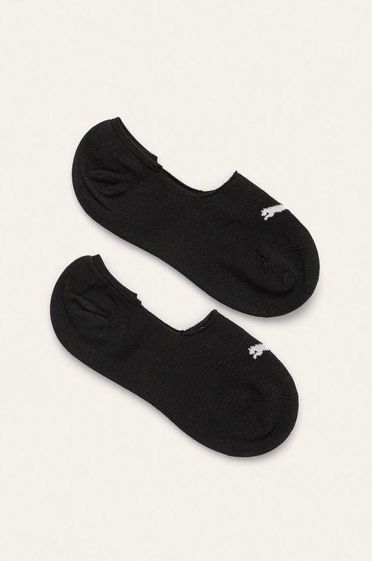 čierna Puma - Ponožky (2-pak) Dámsky