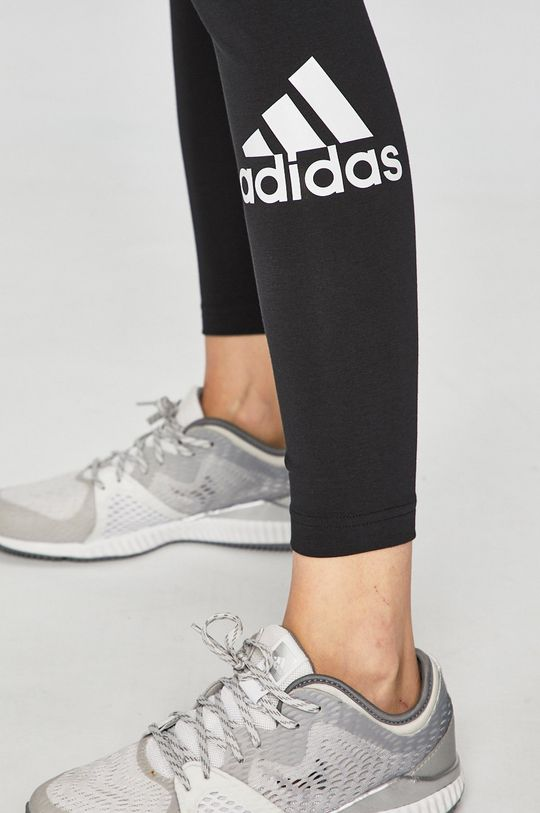 fekete adidas Performance - Legging