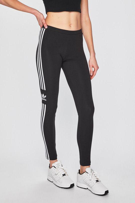 černá adidas Originals - Legíny Dámský