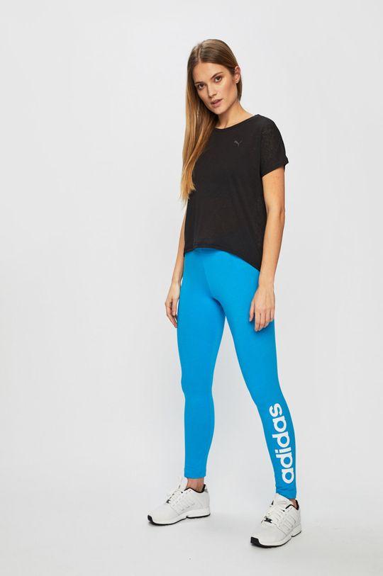 adidas Performance - Legging kék