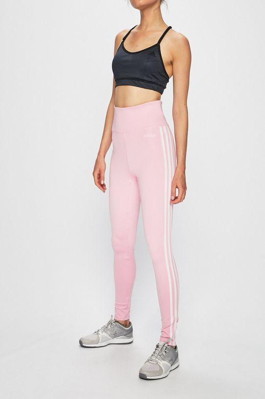 rózsaszín adidas Performance - Legging Női