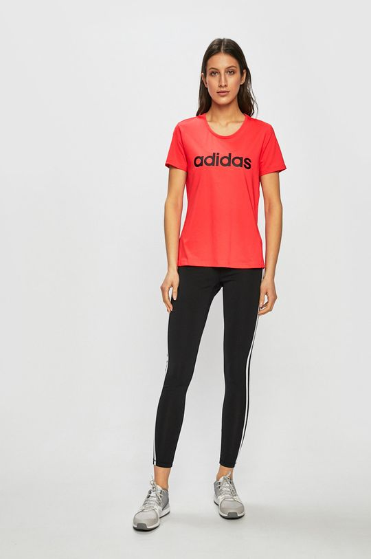 adidas Performance - Legging fekete