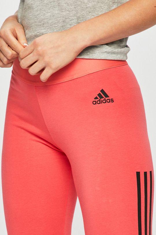 rózsaszín adidas Performance - Legging