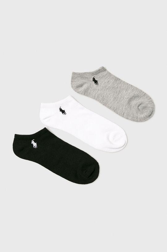 viacfarebná Polo Ralph Lauren - Ponožky (6-pak) Dámsky