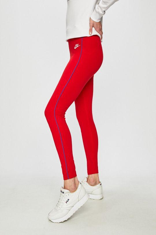 červená Nike Sportswear - Legíny