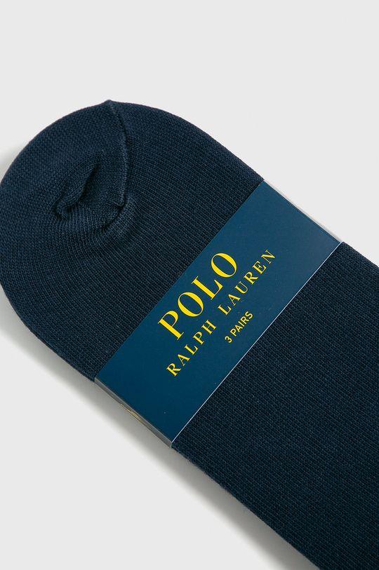 Polo Ralph Lauren - Zokni (3 db)  76% pamut, 1% elasztán, 23% poliamid