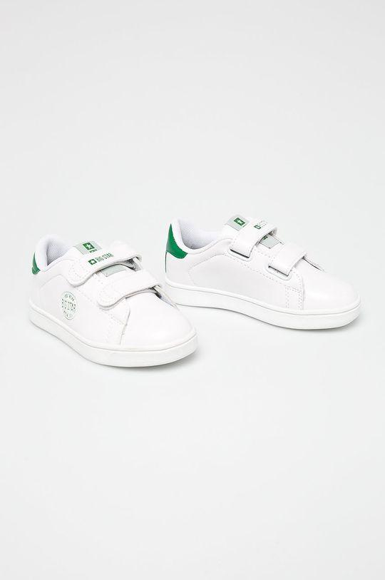 Big Star - Buty dziecięce biały
