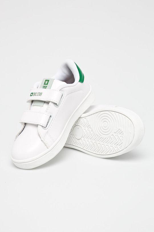biały Big Star - Buty dziecięce