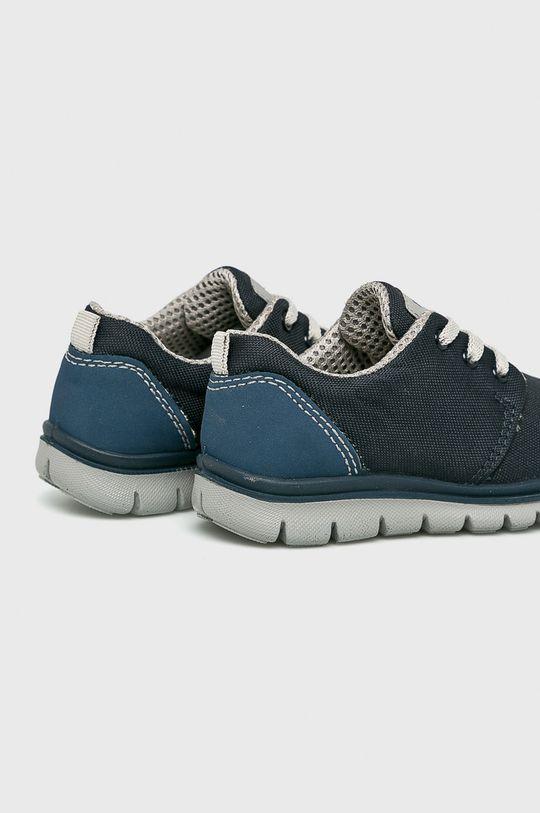 Primigi - Dětské boty Svršek: Textilní materiál Vnitřek: Textilní materiál Podrážka: Umělá hmota Vložka: Přírodní kůže