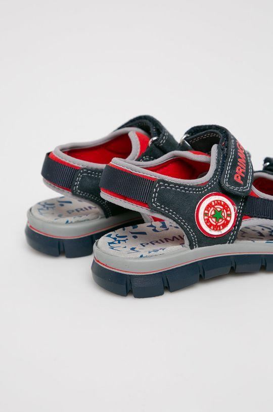 Primigi - Dětské sandály Svršek: Přírodní kůže Vnitřek: Textilní materiál, Přírodní kůže Podrážka: Umělá hmota