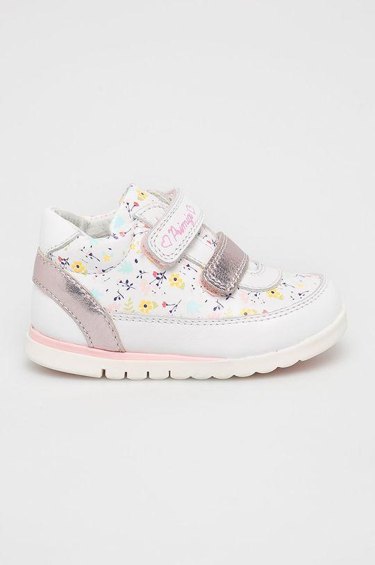 bílá Primigi - Dětské boty Chlapecký