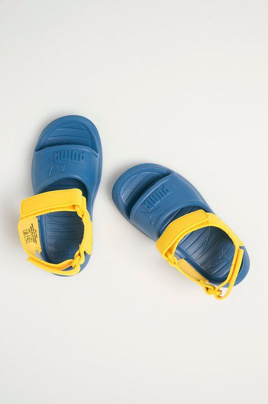 Puma - Dětské sandály Divecat v2 Injex Chlapecký