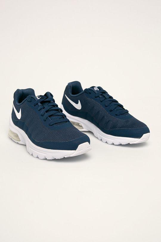 Nike Kids - Дитячі черевики  Air Max Invigor темно-синій