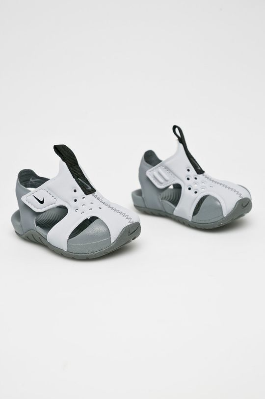 Nike Kids - Dětské sandály Sunray Protect šedá
