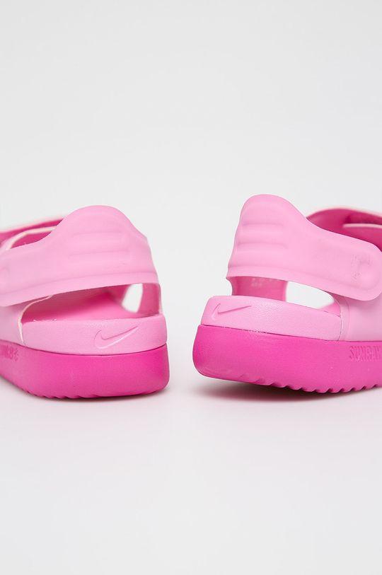 Nike Kids - Dětské sandály Sunray Adjust 5 Svršek: Umělá hmota Vnitřek: Umělá hmota, Textilní materiál Podrážka: Umělá hmota