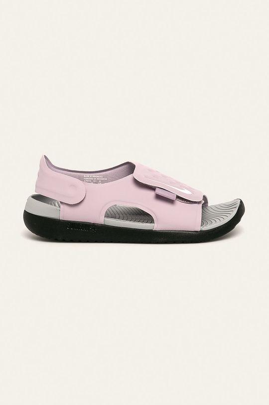 violet Nike Kids - Sandale copii Sunray Adjust 5 De băieți