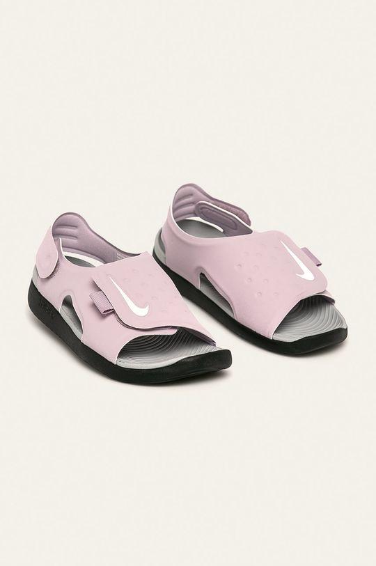Nike Kids - Sandale copii Sunray Adjust 5 violet