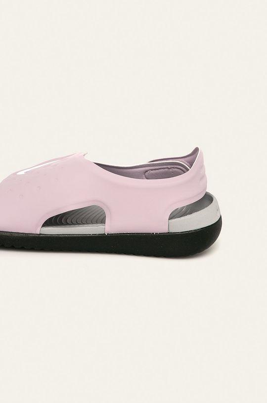 Nike Kids - Sandale copii Sunray Adjust 5 Gamba: Material sintetic Interiorul: Material sintetic, Material textil Talpa: Material sintetic