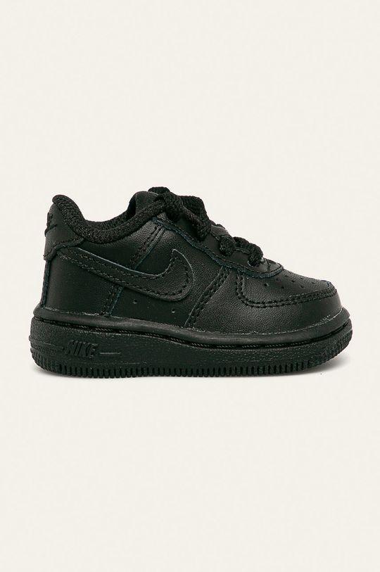čierna Nike Kids - Detské topánky Force 1 Chlapčenský