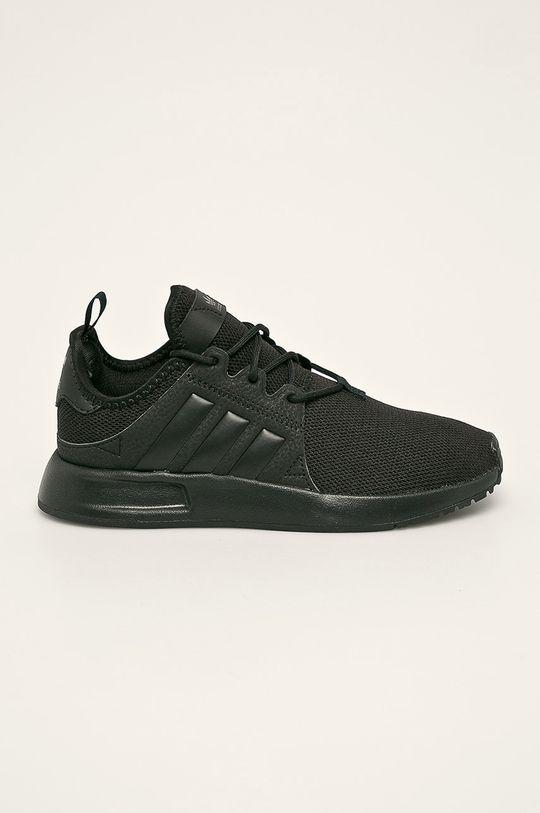 černá adidas Originals - Dětské boty X_Plr J Chlapecký
