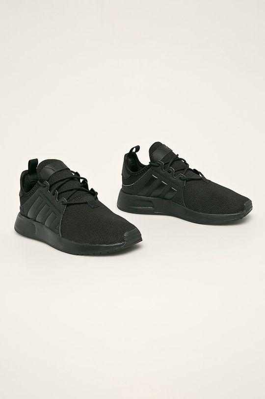 adidas Originals - Dětské boty X_Plr J černá