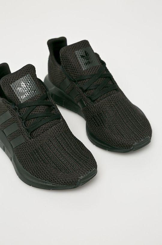 adidas Originals - Detské topánky Swift Run čierna