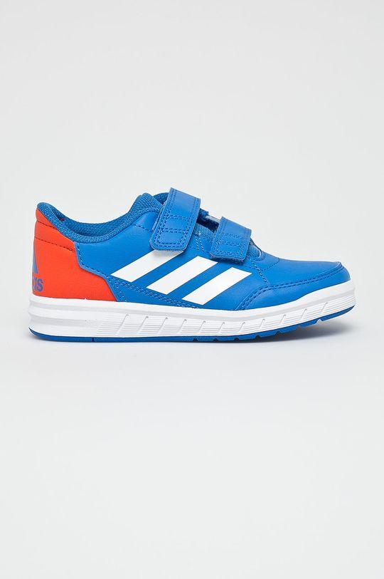modrá adidas Performance - Detské topánky AltaSport Cf Chlapčenský