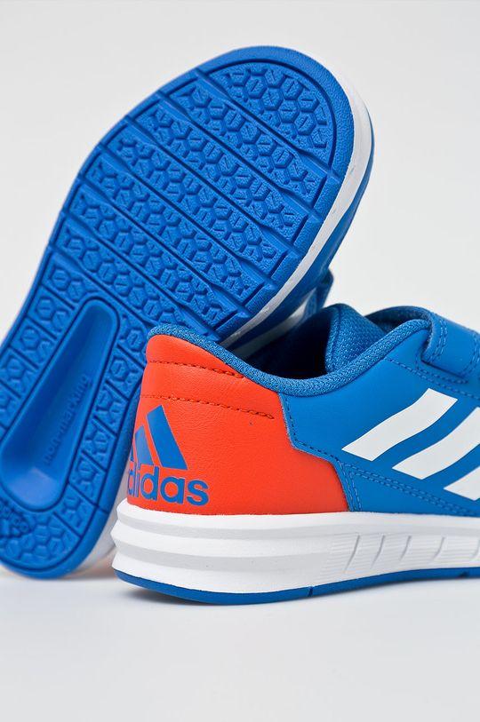 modrá adidas Performance - Detské topánky AltaSport Cf
