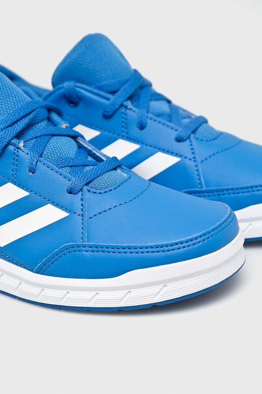modrá adidas Performance - Detské topánky Alta Sport