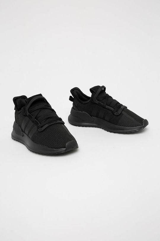 adidas Originals - Buty dziecięce U Path Run czarny