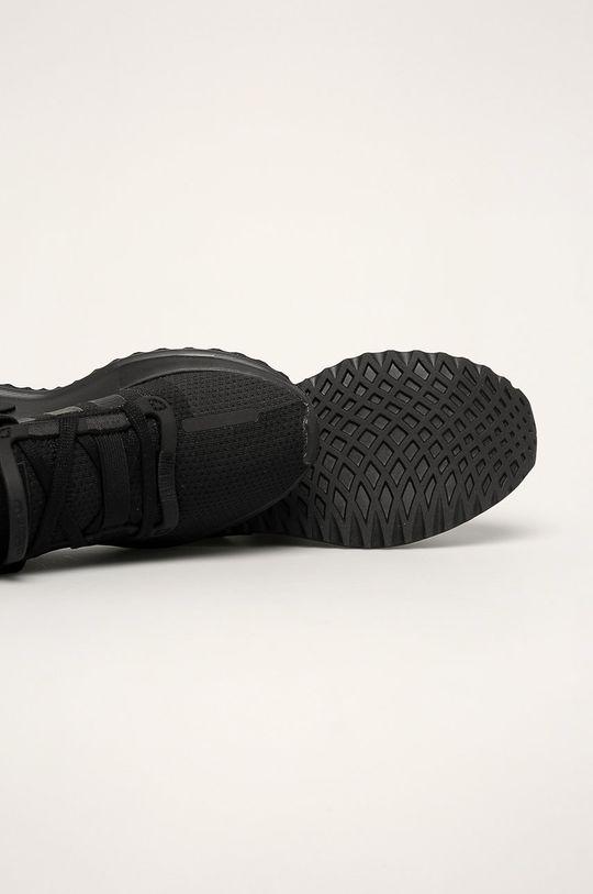 czarny adidas Originals - Buty dziecięce U Path Run