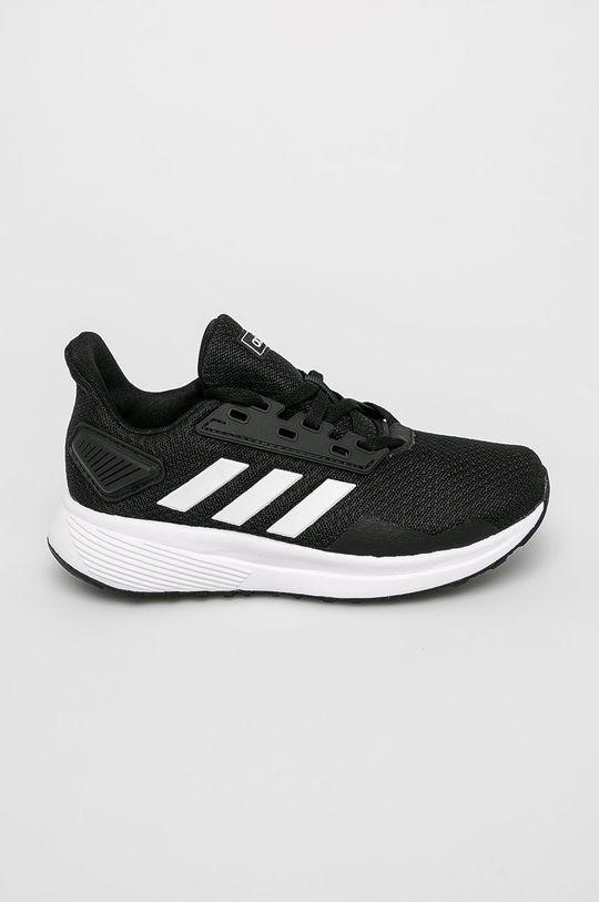 čierna adidas Performance - Detské topánky Duramo 9 K Chlapčenský