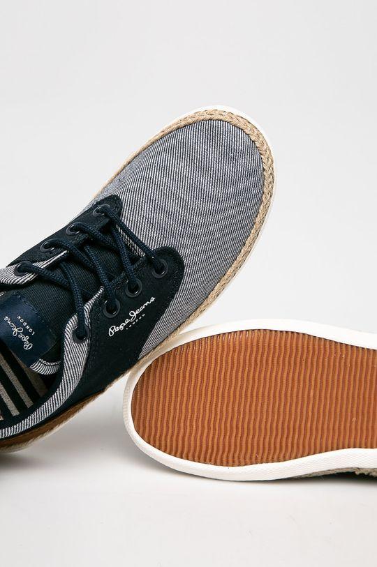modrá Pepe Jeans - Dětské tenisky