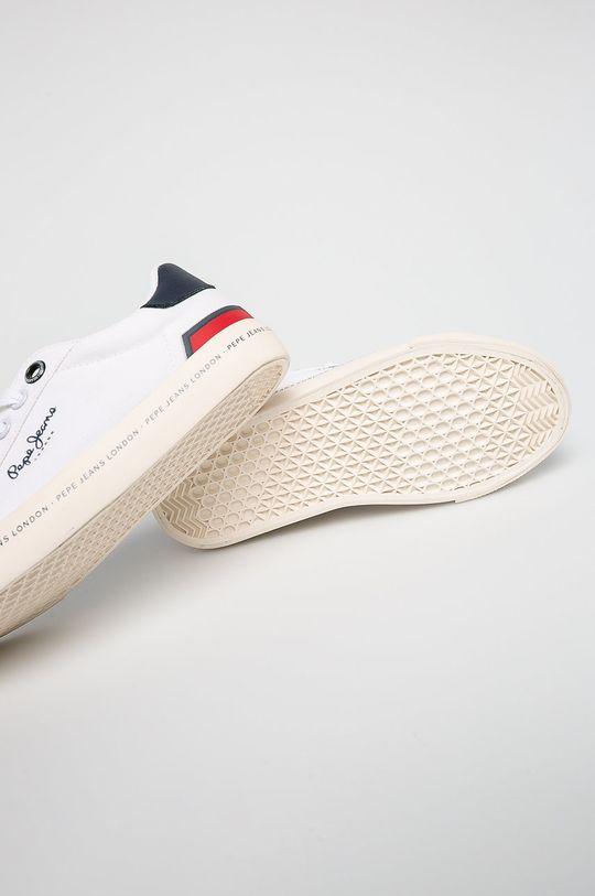 bílá Pepe Jeans - Dětské tenisky
