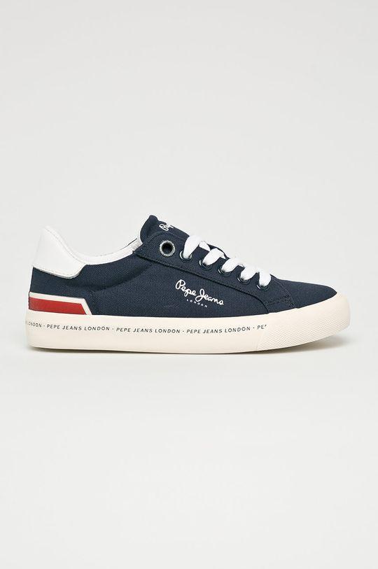 námořnická modř Pepe Jeans - Dětské tenisky Chlapecký