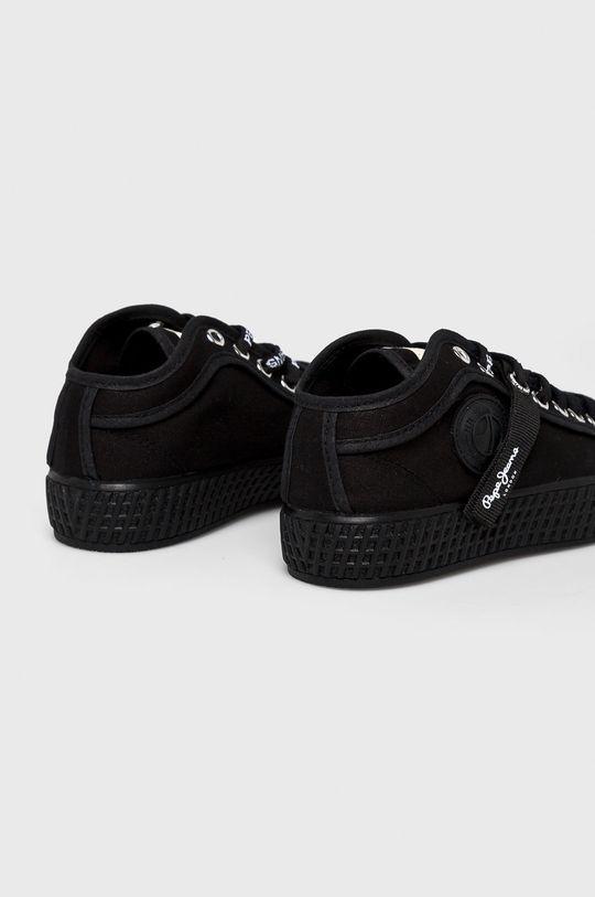 Pepe Jeans - Dětské tenisky Svršek: Textilní materiál Vnitřek: Textilní materiál Podrážka: Umělá hmota