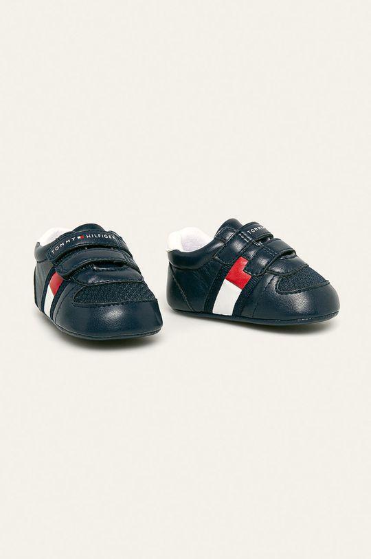 Tommy Hilfiger - Dětské boty námořnická modř