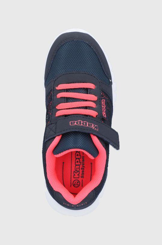 tmavomodrá Kappa - Detské topánky