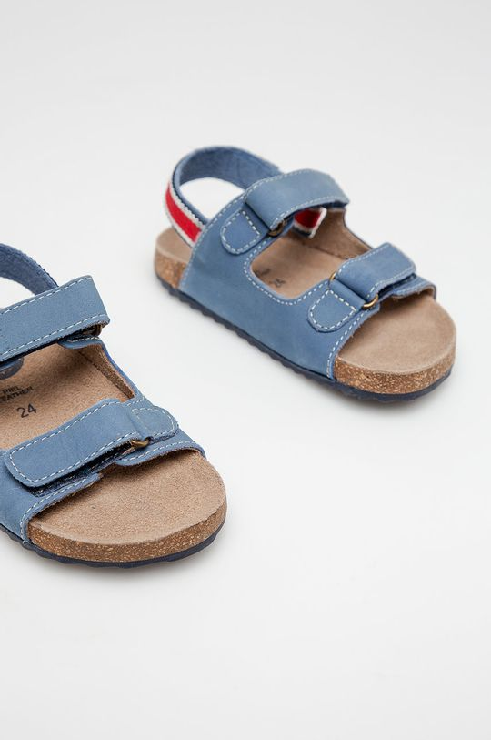 Gioseppo - Дитячі сандалі блакитний