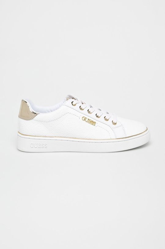 biały Guess Jeans - Buty Damski