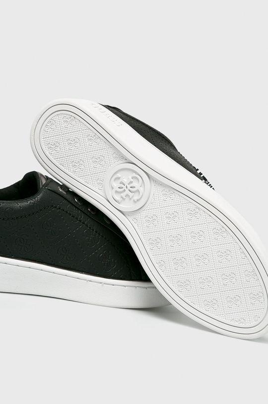 negru Guess Jeans - Pantofi