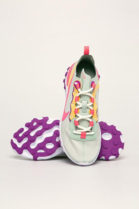 multicolor Nike Sportswear - Pantofi React Element 55