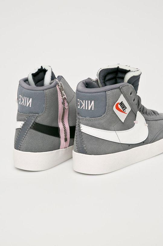 Nike Sportswear - Pantofi Blazer Mid Rebel Gamba: Material sintetic, Material textil, Piele naturala Interiorul: Material sintetic, Material textil Talpa: Material sintetic